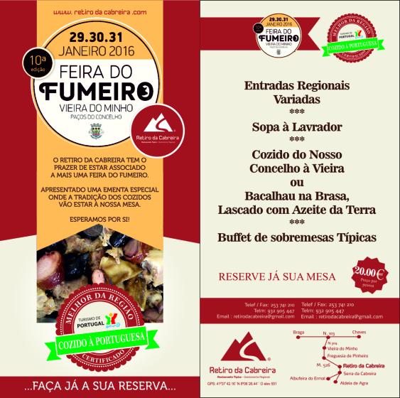 FEIRA DO FUMEIRO