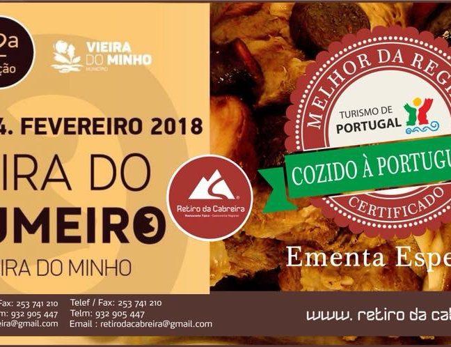 FUMEIRO DE VIEIRA DO MINHO – 2,3,4 FEVEREIRO 2018
